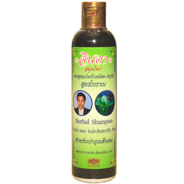 Шампунь Jinda Herbal Hair Shampoo