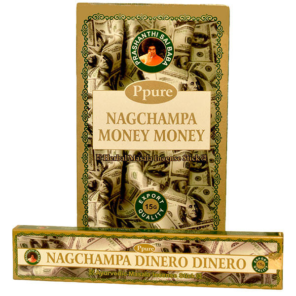 Благовоние Nagchampa Money Money